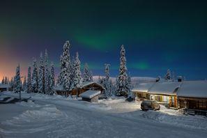 Ubytování Kuusamo, Finsko