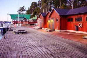 Ubytování Maarianhamina, Finsko