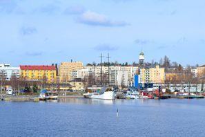 Ubytování Mikkeli, Finsko