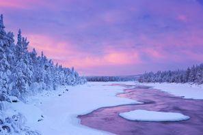 Ubytování Muonio, Finsko