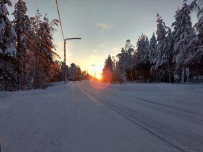 Ubytování Pello, Finsko