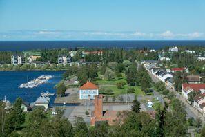 Ubytování Raahe, Finsko