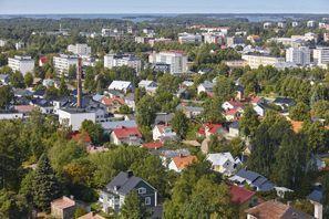 Ubytování Rauma, Finsko