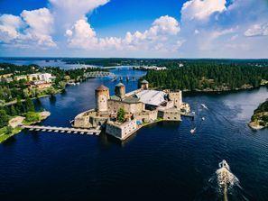 Ubytování Savonlinna, Finsko