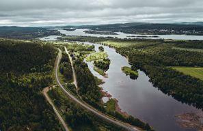Ubytování Ylitornio, Finsko