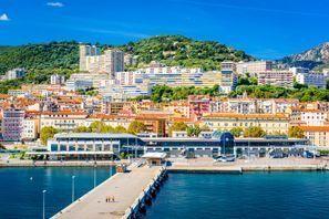 Ubytování Ajaccio, Francie - Korsika