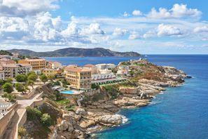 Ubytování Calvi, Francie - Korsika
