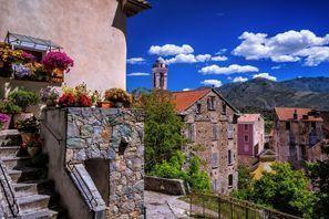 Ubytování Corte, Francie - Korsika