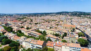 Ubytování Aix En Provence, Francie