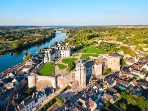 Ubytování Amboise, Francie