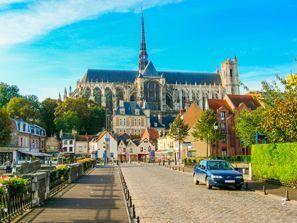 Ubytování Amiens, Francie