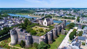 Ubytování Angers, Francie