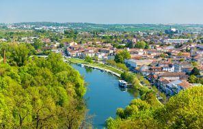 Ubytování Angouleme, Francie