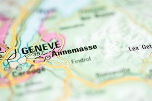 Ubytování Annemasse, Francie