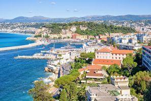 Ubytování Antibes, Francie