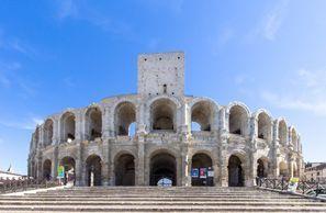 Ubytování Arles, Francie