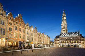 Ubytování Arras, Francie