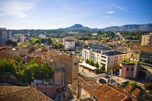 Ubytování Aubagne, Francie