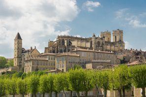 Ubytování Auch, Francie