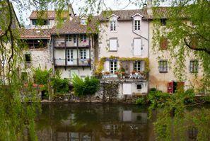 Ubytování Aurillac, Francie