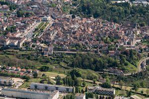 Ubytování Avallon, Francie