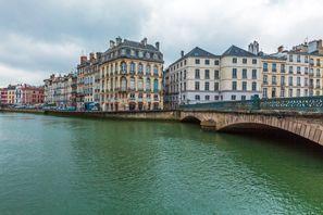 Ubytování Bayonne, Francie