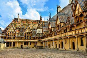 Ubytování Beaune, Francie