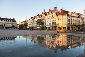 Ubytování Beauvais, Francie