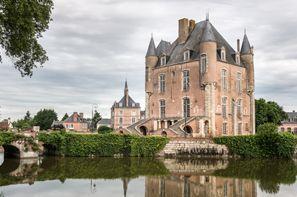 Ubytování Bellegarde, Francie