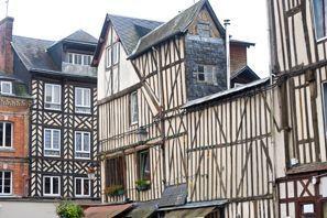 Ubytování Bernay, Francie