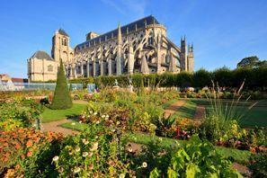 Ubytování Bourges, Francie