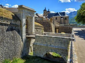 Ubytování Briancon, Francie