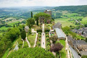 Ubytování Brive, Francie