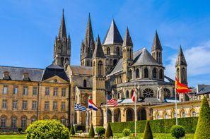 Ubytování Caen, Francie