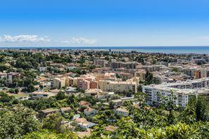 Ubytování Cagnes Sur Mer, Francie