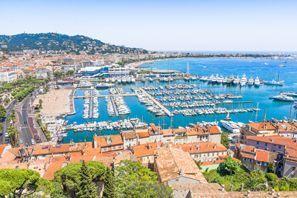 Ubytování Cannes, Francie