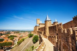 Ubytování Carcassonne, Francie