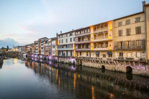 Ubytování Castres, Francie
