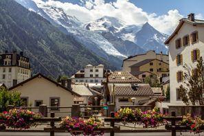 Ubytování Chamonix, Francie