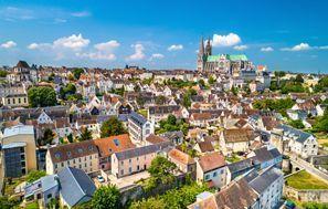 Ubytování Chartres, Francie