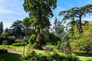Ubytování Chateau Thierry, Francie