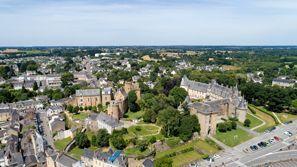 Ubytování Chateaubriant, Francie