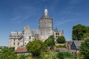 Ubytování Chateaudun, Francie