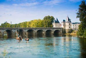 Ubytování Chatellerault, Francie
