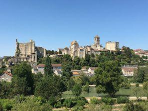 Ubytování Chauvigny, Francie