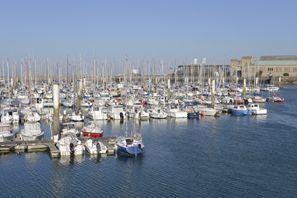Ubytování Cherbourg, Francie