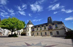 Ubytování Clamart, Francie