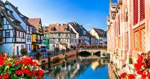 Ubytování Colmar, Francie