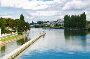 Ubytování Compiegne, Francie