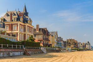 Ubytování Deauville, Francie